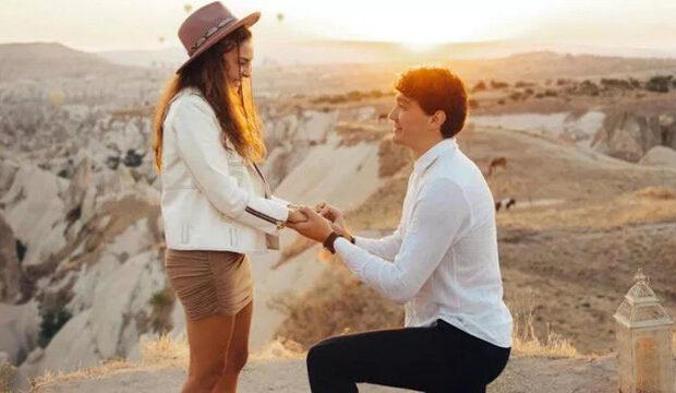 Ebru Şahin ile Cedi Osman evleniyor!