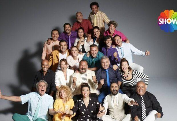 Güldür Güldür Show'un Türkiye turnesi başlıyor!