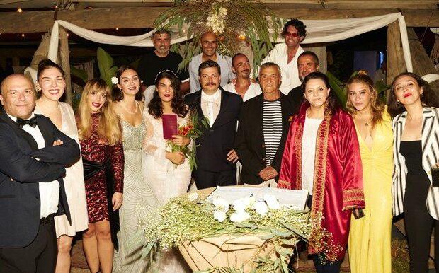 Mehmet Turgut ile Ada Sanlıman evlendi