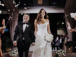 Arda Türkmen ile Melodi Elbirliler evlendi