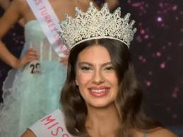 Miss Turkey 2021 birincisi Dilara Korkmaz seçildi!