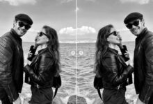 Aytaç Şaşmaz sevgilisi Cemre Baysel ile objektif karşısına geçti
